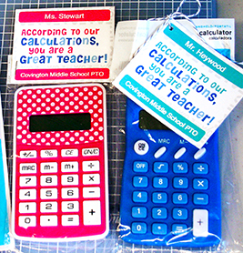 calculator tags 9 quick and easy teacher appreciation gifts