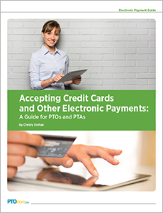 Electronic Payment Guide for PTOs and PTAs