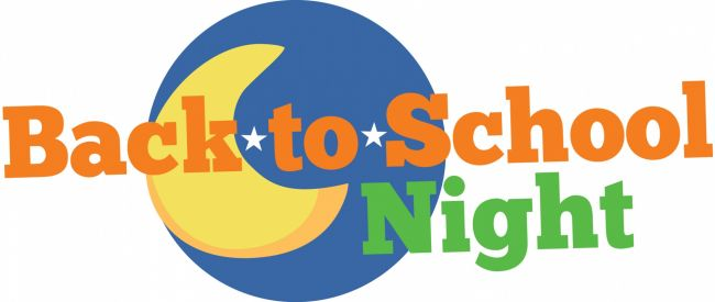 Image result for back to school night clip art