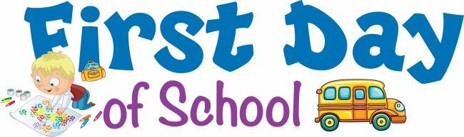 back to school clip art pto today rh ptotoday com my first day of school clipart first day of high school clipart