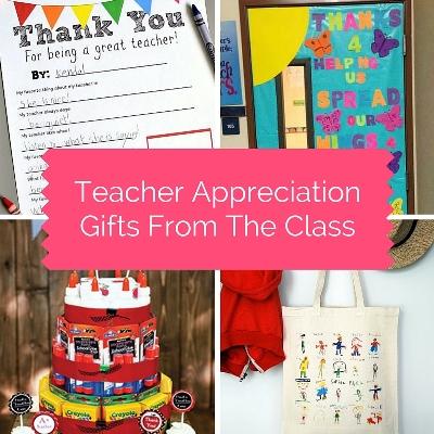 Teacher Gift Contribution Letter