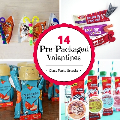 14 Pre Packaged Valentine S Day Class Party Snacks Pto Today