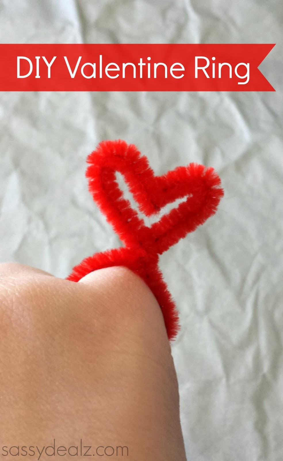 Kindergarten Valentines Crafts