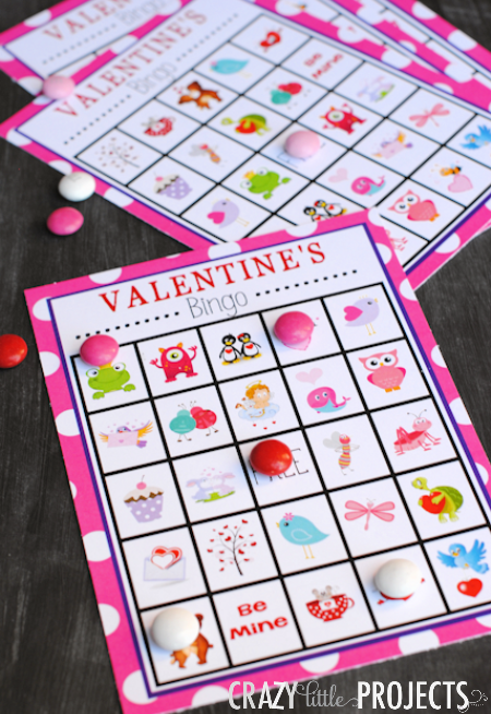 Activities Crafts Amp Games For Your Valentine S Day Class