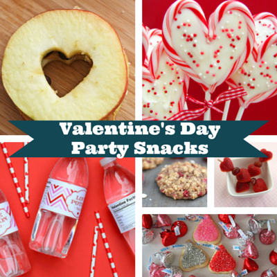 Fun Snacks For Your Valentine S Day Class Party Pto Today