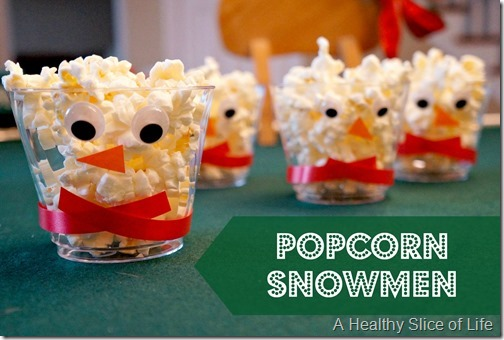 Healthy Snacks for Your Winter Holiday Party