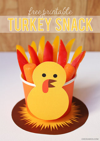 Fun And Festive Recipe Ideas For Your Thanksgiving Class Party Pto