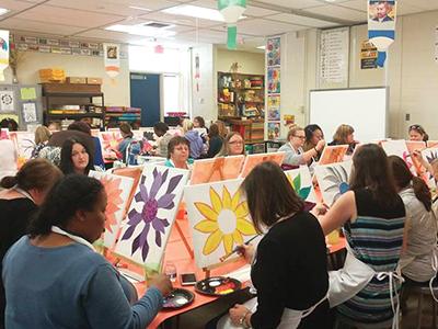 Decoration Ideas for Teachers Day