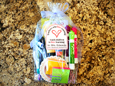11 Teacher Appreciation Gifts for $5 or