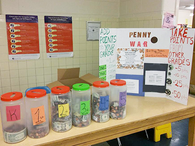 How To Run A School Penny War Fundraiser Pto Today