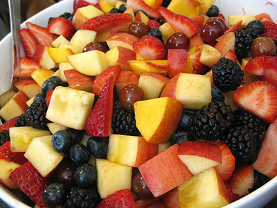 4 Feed An Army With A Fresh Fruit Bar You Can Prep The Night Before
