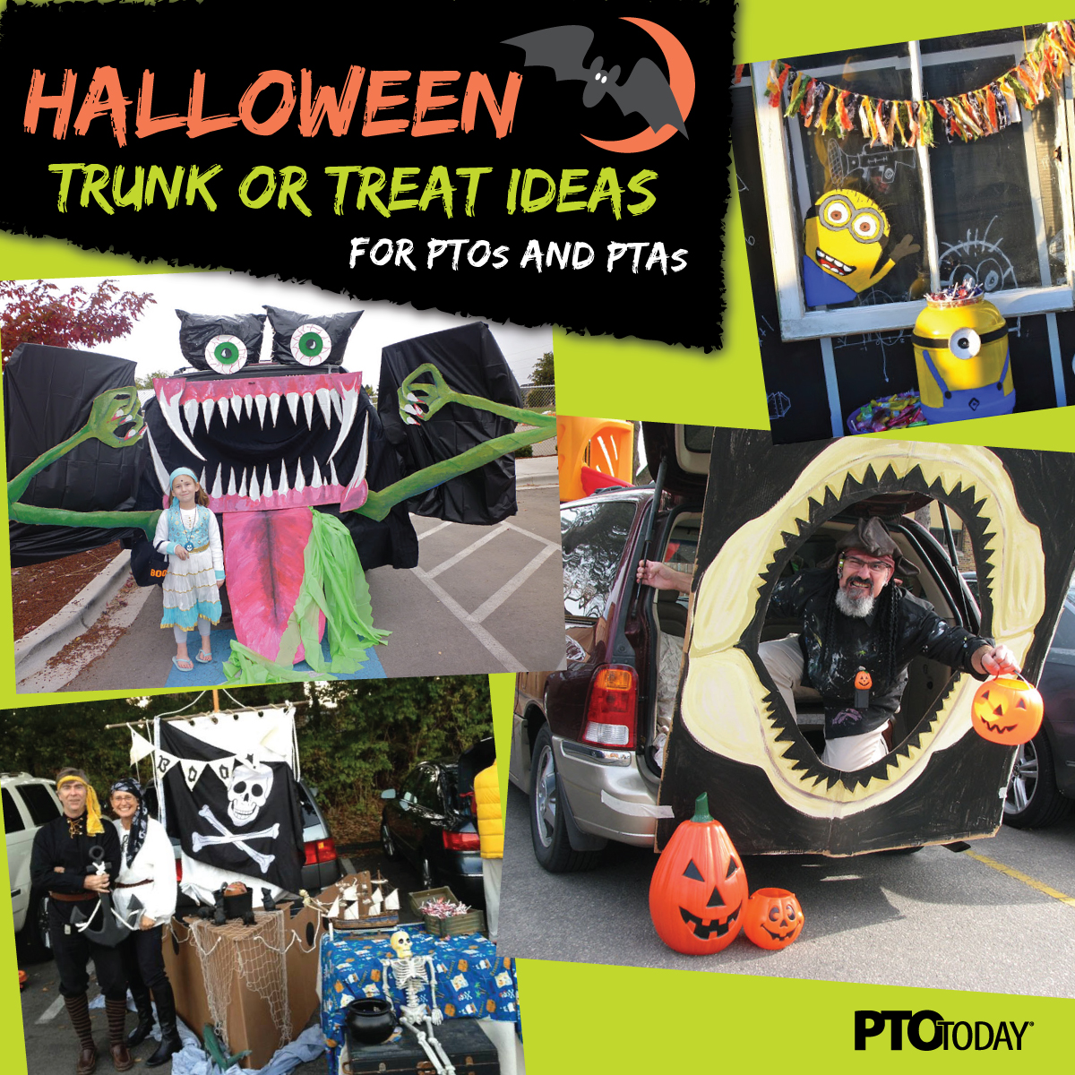 How To Organize A Trunk Or Treat Pto Today
