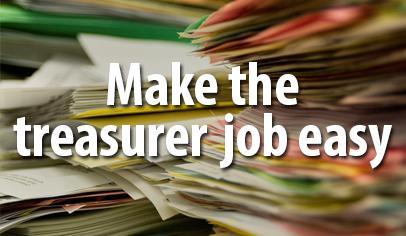 PTO Today Treasurer Job Description Sample PTO Today – Treasurer Job Description