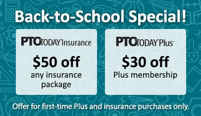 Start saving now on insurance and Plus!