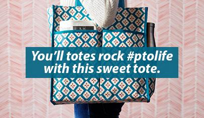 Register early for a PTO Today Live expo and get this awesome multipocket zip tote!