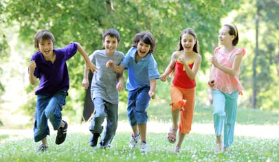 Young Kids Are Being Shuffled From One Activity To Another In >> 13 Ideas To Get Kids Active Pto Today