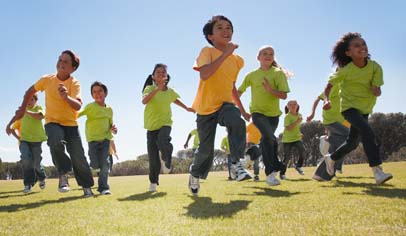 Get Kids Moving