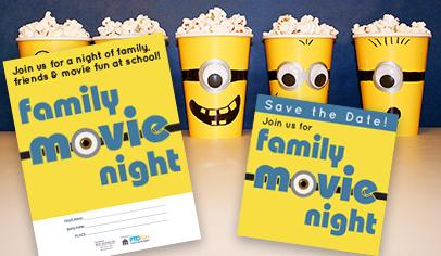 15 Fun Ideas For A Minions Movie Night At School