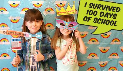 12 Ways To Mark the 100th Day of School - PTO Today
