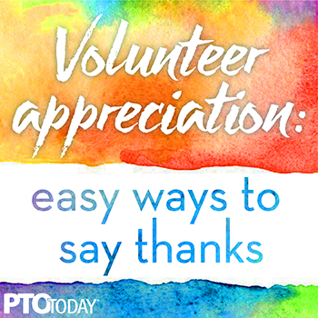 Pto Volunteer Recruitment And Recognition Pto Today