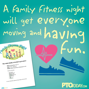 Fitness & Health at School - PTO Today