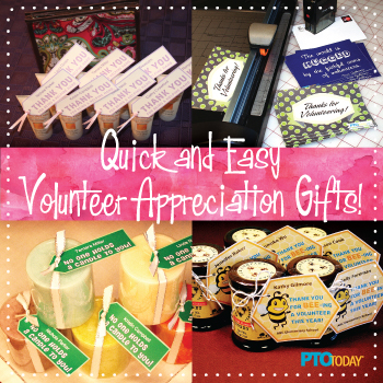 Volunteer Appreciation Gifts