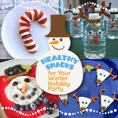 Healthy Snacks For Your Winter Holiday Party Pto Today