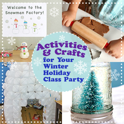 Winter Holiday Class Party