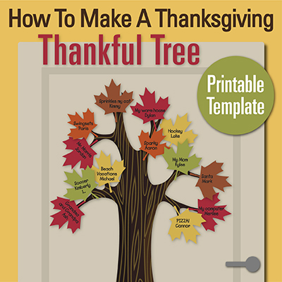photo relating to Thankful Tree Printable identified as Clroom Doorway Thanksgiving Grateful Tree - PTO At present