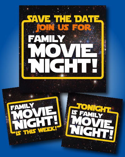 26 Ways for Your PTO To Rock a Star Wars Family Night - PTO