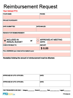 forms to manage your group s cash flow pto today