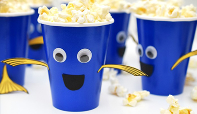 27 fin tastic ideas for a finding dory movie night at school pto