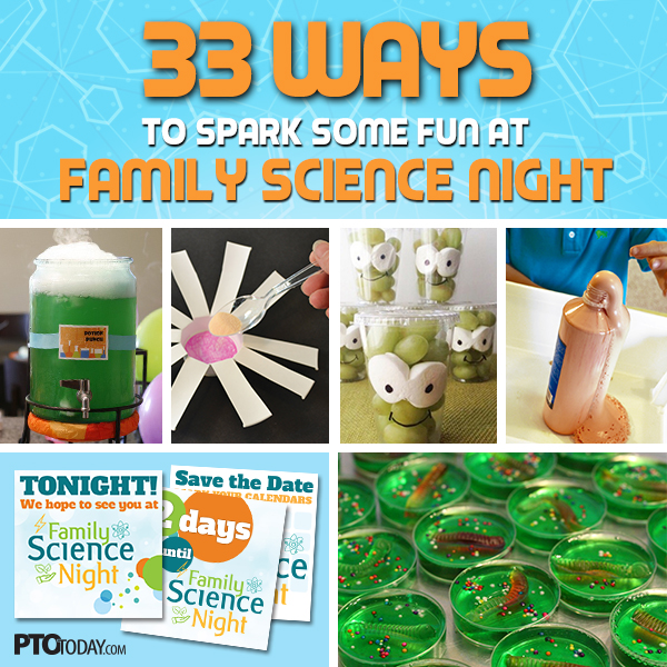 Stem School Night: 33 Ways To Spark Some Fun At Family Science Night