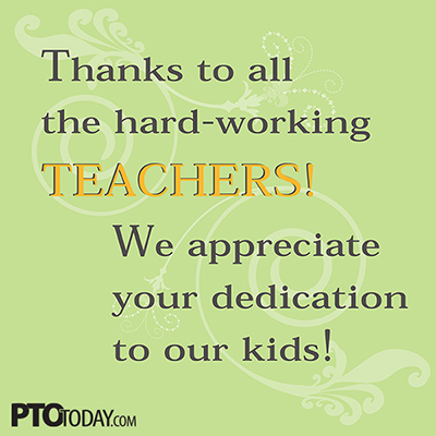 60 Teacher Appreciation Quotes To Share With Your Community PTO Today Unique Appreciation Quotes For Teachers