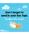 Box Tops Reminder