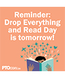 Drop Everything and Read Day