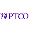 PTCO logo purple