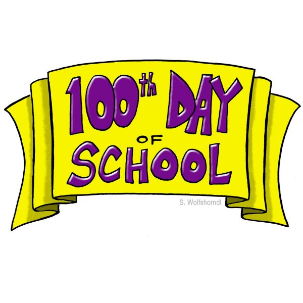 100th day of school 2