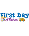 First Day of School 2