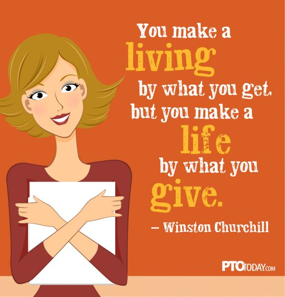 Motivational Quotes For Sports Teams: Pto Volunteer Quotes. QuotesGram