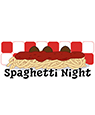 Spaghetti Night 1