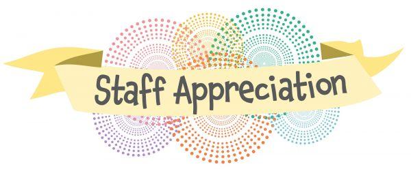 Staff Appreciation 2 Pto Today