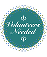 Volunteers Needed 4