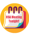 HSA Meeting Tonight
