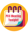 PCC Meeting Tonight