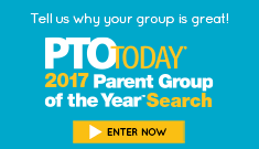 Entering is easy and all K-8 parent groups are eligible!