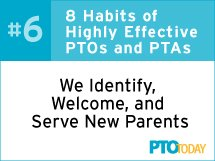 Welcoming New School Parents