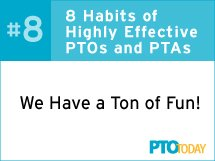 Make Your PTO Fun