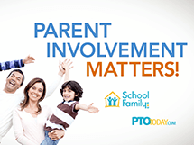 Parent Involvement Matters!