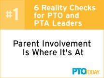 Parent Involvement Makes a Difference